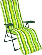 Кресло-шезлонг OLSA Альберто-2 Полоска 64,8x119 см