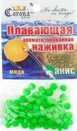 Насадка Corona Fishing плаваюча ароматизована аніс midi