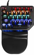 Клавиатура Motospeed K27 Outemu Red (mtk27mr) black