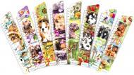 Набір закладинок для книг Собаки 8 шт. BM-1161 Бумагія