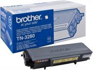 Картридж Brother  TN-3280 чорний TN3280