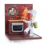 Игровая коллекционная фигурка Jazwares Roblox Desktop Series Work At A Pizza Place Fired W6 (ROB0262