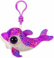 Мягкая игрушка TY Дельфин Sparkles 7 см 36605