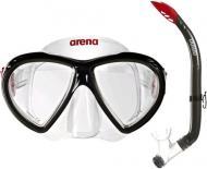 Дитячий набір для плавання Arena 1E391-55 Sea Discovery 2 JR Mask + Snorkel
