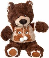 М'яка іграшка Lapulli Ведмедик 32 см 015SBX105