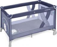Кроватка детская Baby Design Simple 03 Blue 292576