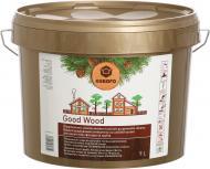 Антисептик Eskaro Good Wood не создает пленку 9 л