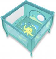 Манеж Baby Design Design Play Up 05 Turquoise 299940