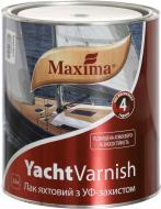 Лак яхтовий Maxima глянець 2,5 л прозорий