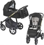 Коляска універсальна 2 в 1 Baby Design Design Lupo Comfort Limited 12 Black