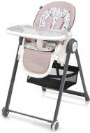 Стульчик для кормления Baby Design Penne 08 Pink 293009
