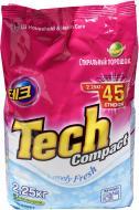 Пральний порошок для машинного прання Tech Compact Lovely Fresh 2,25 кг
