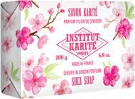 Мыло органическое Institut Karite с маслом ши - Cherry Blossom 906472-IK 200 г 1 шт./уп.