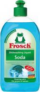 Бальзам для ручного миття посуду Frosch Сода 0,5л