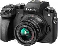 Фотоапарат Panasonic Lumix DMC-G7 Kit 14-42mm black