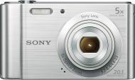 Фотоапарат Sony Cyber-Shot W800 silver