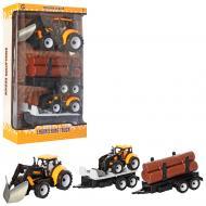 Игровой набор Трактор METR+ (9988-30A)