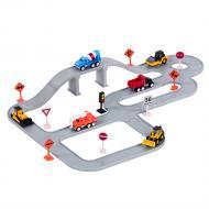 Игровой набор DRIVEN POCKET SERIES Строительная техника