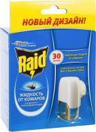 Фумігатор від комарів Raid з рідиною 30 ночей