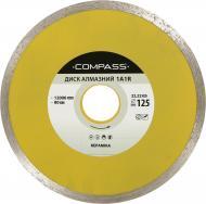 Диск алмазний відрізний Compass 1A1R 125x2,0x22,2 кераміка