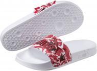 Шльопанці Puma LeadcatBotanicalWns 36533702 р. 5 червоно-білий