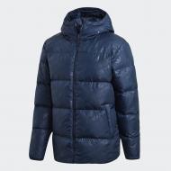 Пуховик Adidas H JACKET DOWN ED5840 р.M темно-синий