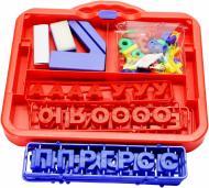 Навчальний набір в кейсі Simba з набором букв та цифр 6330149