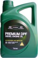 Моторне мастило Hyundai/Kia Premium DPF Diesel 5W-30 6л (05200-00620)