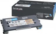 Картридж Lexmark light cyan C500H2CG блакитний