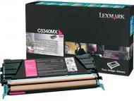 Картридж Lexmark Magenta C5342MX пурпуровий