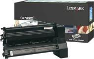 Картридж Lexmark Black C7720KX чорний