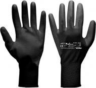 Рукавички Reis чорні 1 пар RnyPu Black 10
