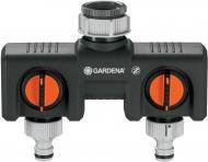 Подвійний розгалужувач Gardena Original G 1