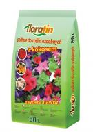 Торф кокосовий Floratin для декоративних рослин 10 л