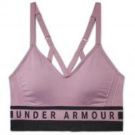 Топ Under Armour Seamless Longline Bra 1322552-521 M фиолетовый