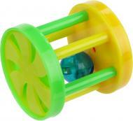 Іграшка для котів Trixie Валик із кулькою 4,5 см 4099