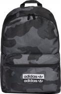 Рюкзак Adidas Camo Classic ED8654 21.8 л сірий із чорним