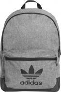 Рюкзак Adidas Melange Classic ED8686 24 л серый меланж