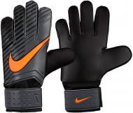 Воротарські рукавиці Nike GK Match р. 8 сірий