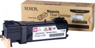 Тонер-картридж Xerox magenta 106R01283