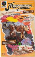 Набір для ліплення Фантазер Вечірнє полювання Леопард 477058