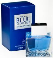 Туалетна вода Antonio Banderas Blue Seduction 50 мл