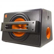 Автомобильный сабвуфер KUERL K-E10APR 10 дюймов максимальная мощность 1500W акустическая система в м
