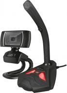 Веб-камера+гарнітура Trust GXT 786 REYNO Streaming Pack (webcam & microphone) (22096)