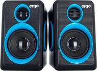 Акустична система Ergo S-165 2.0 black/blue