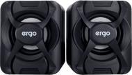 Акустична система Ergo S-203 2.0 black