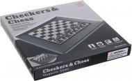 Игровой набор Shantou шахматы и шашки 2-в-1 I1265639