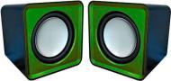 Колонки Omega OG01G 2.0 green