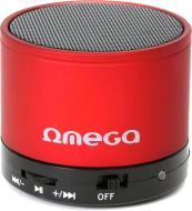 Портативна колонка Omega OG47R 2.0 red