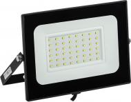 Прожектор IEK СДО 06-50 LED 50 Вт IP65 чорний